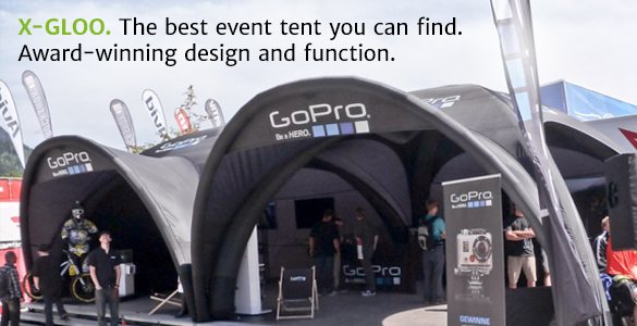 adder event tent x gloo