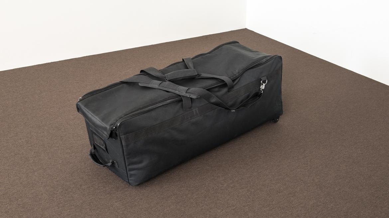 Adder fabric backwall bag